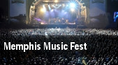 Memphis Music Fest tickets
