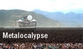 Metalocalypse Fillmore Auditorium tickets