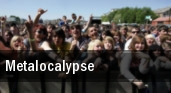 Metalocalypse Worcester tickets