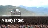 Misery Index High Noon Saloon tickets