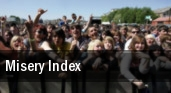 Misery Index Reading tickets
