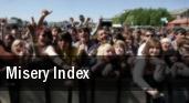 Misery Index Worcester tickets