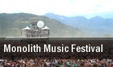 Monolith Music Festival tickets