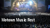 Motown Music Fest tickets