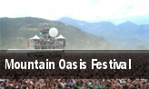 Mountain Oasis Festival tickets