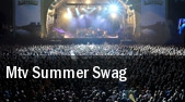 MTV Summer Swag tickets