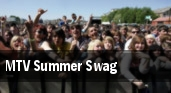 MTV Summer Swag Scope Arena tickets