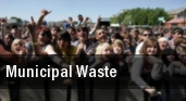 Municipal Waste Cincinnati tickets