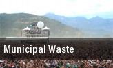 Municipal Waste Neumos tickets