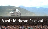 Music Midtown Festival Piedmont Park tickets