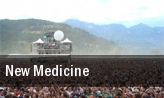 New Medicine tickets