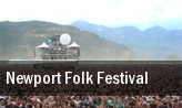 Newport Folk Festival Fort Adams State Park tickets