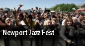 Newport Jazz Fest Fort Adams State Park tickets
