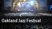 Oakland Jazz Festival Dunsmuir House tickets