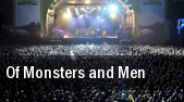 Of Monsters and Men The Beacham tickets