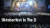 Oktoberfest In The D tickets