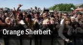 Orange Sherbert tickets