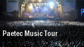 PAETEC Music Tour Tampa tickets