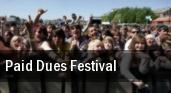 Paid Dues Festival San Bernardino tickets