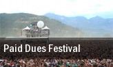 Paid Dues Festival San Manuel Amphitheater tickets