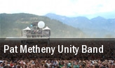 Pat Metheny Unity Band Miniaci Performing Arts Center tickets