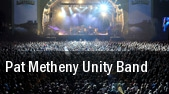 Pat Metheny Unity Band Rome tickets