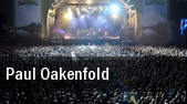 Paul Oakenfold Metropolis tickets