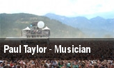 Paul Taylor - Musician tickets