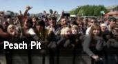 Peach Pit El Club tickets