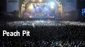 Peach Pit Music Box tickets