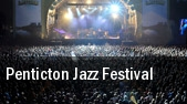 Penticton Jazz Festival tickets