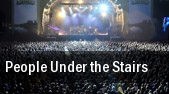 People Under the Stairs The Sinclair Music Hall tickets