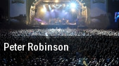 Peter Robinson Chicago tickets