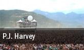P.J. Harvey tickets