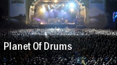 Planet of Drums tickets
