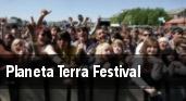Planeta Terra Festival tickets