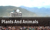 Plants and Animals Bowery Ballroom tickets