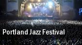 Portland Jazz Festival Portland tickets
