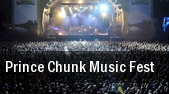 Prince Chunk Music Fest tickets