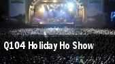 Q104 Holiday Ho Show Cleveland tickets