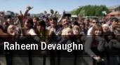 Raheem DeVaughn Detroit tickets