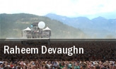 Raheem DeVaughn New York tickets