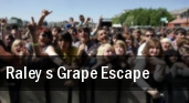 Raley s Grape Escape Cesar Chavez Plaza tickets