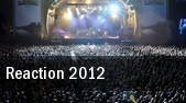 Reaction 2012 tickets