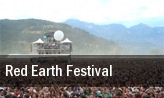 Red Earth Festival Cox Convention Center tickets