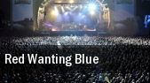 Red Wanting Blue The Social tickets