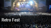 Retro Fest Spartanburg Memorial Auditorium tickets