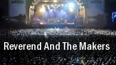 Reverend And The Makers The Empire tickets