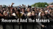 Reverend And The Makers The Waterfront tickets