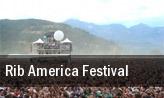 Rib America Festival Military Park tickets